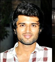 Vijay in Happy days
