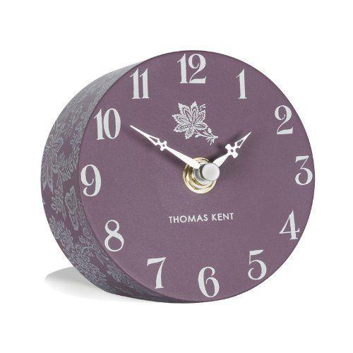 Portobello Damask Mantel Clock by Thomas Kent, http://www.amazon.co.uk/dp/B009A8RMTK/ref=cm_sw_r_pi_dp_2V3Lsb1QP34XN