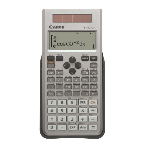 Canon Scientific Calculator (6608B002) - Grey for the mathematical genius in me! Love it!! #SetMeUpBBY