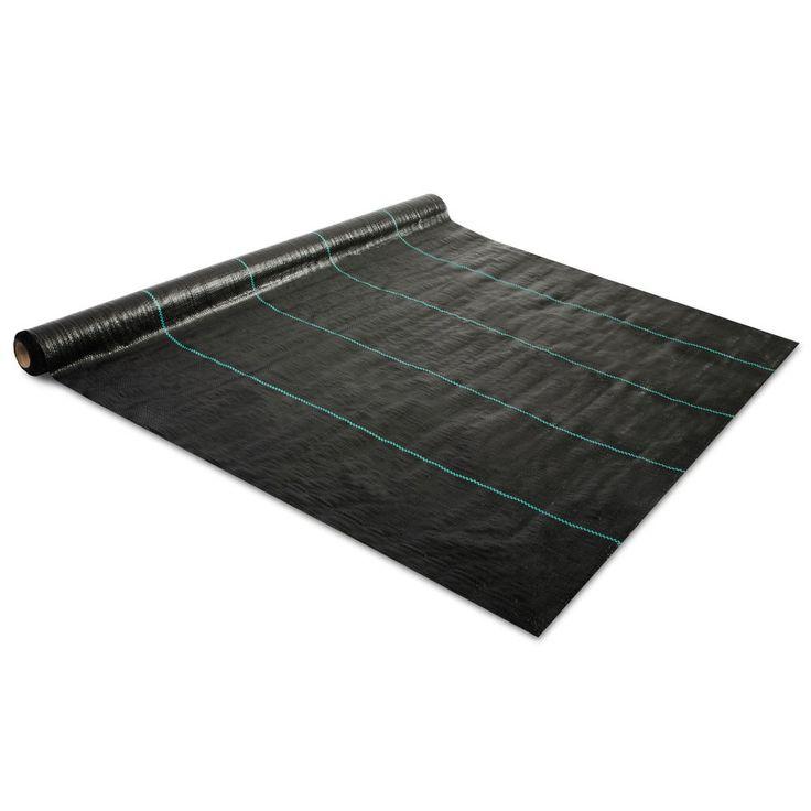 Protection Bodengewebe Unkrautvlies Paddockplatten Unkrautschutzfolie 100g/qm UV