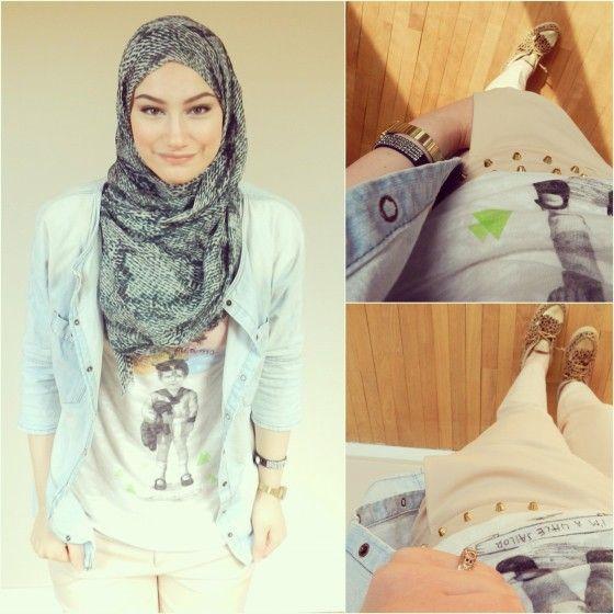 #Fashion #HijabStyle #Modern #MuslimWomen