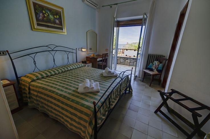 Lateral Seaview Room - Hotel Calanca - Marina di Camerota - Italy