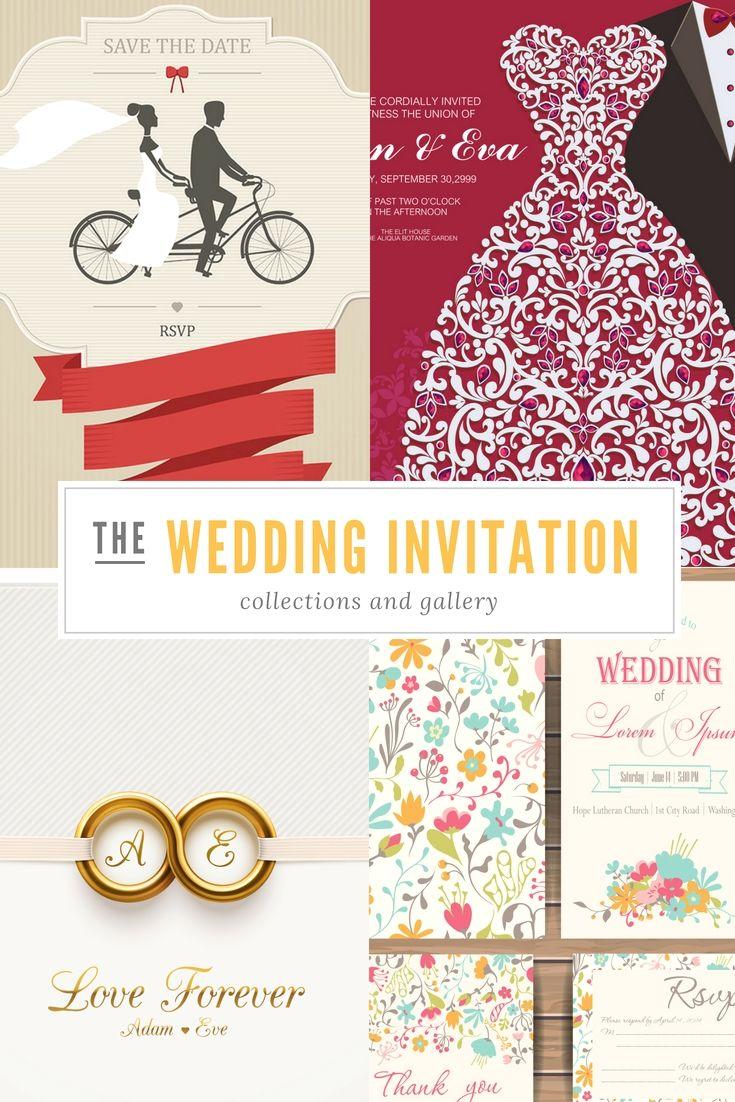 Fine My Wedding Invitation Elaboration - Invitations and ...