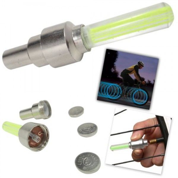 Fotosel ve Hareket Sensörlü Işıklı Sibop Kapağı 2 Adet | tuhafbakkal