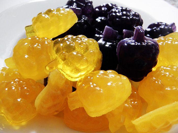 Make your own Gummy candy. Super duper easy!