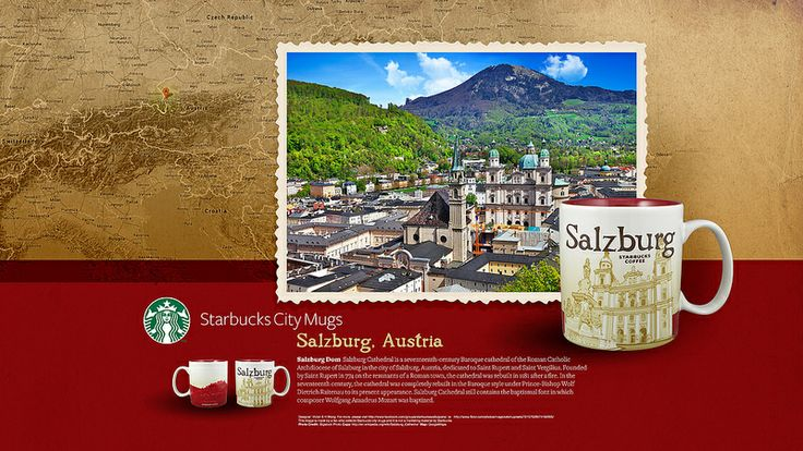 GOT IT!!!   Starbucks City Mug Salzburg Desktop Wallpaper