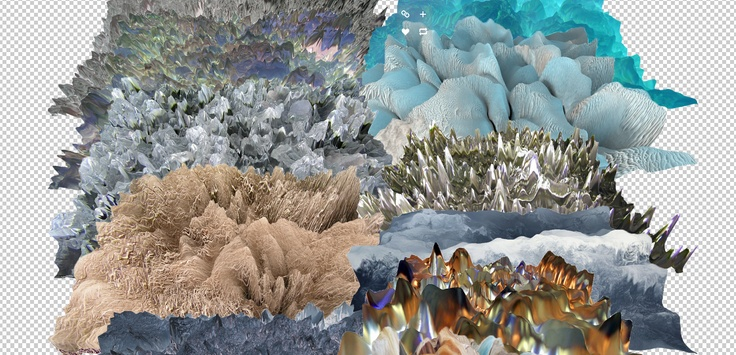 de:FORM Tumblr based new media experiment taking the form of a hybrid virtual environment consisting of individual generated landscape pieces. Made with Processing and Tumblr #mine