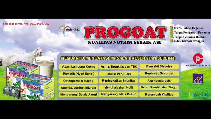 Susu Kambing Etawa PROGOAT | 081314867968