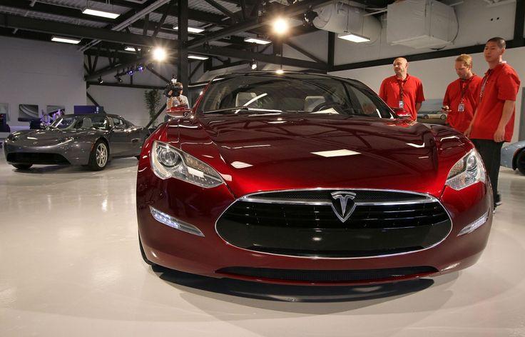 "North Carolina May Ban Tesla Sales To Prevent ""Unfair Competition"" Slate.com 5.13.13"