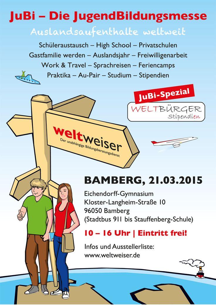 JuBi Bamberg: 21. März 2015, Eichendorff-Gymnasium