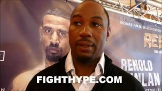 LENNOX LEWIS BREAKS DOWN ANTHONY JOSHUA VS. WLADIMIR KLITSCHKO; EXPLAINS WHY KLITSCHKO MAY SURPRISE