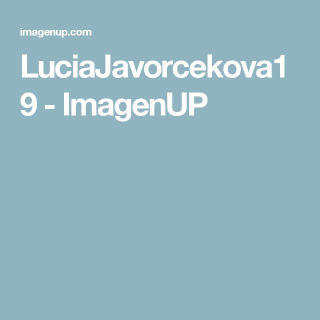 LuciaJavorcekova19 - ImagenUP