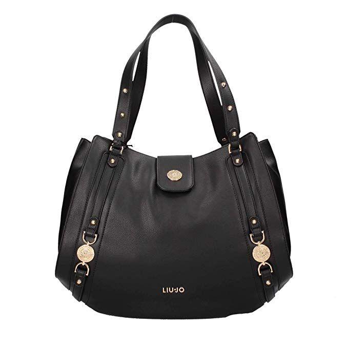 sports shoes 9b4f9 53bda Liu-jo Black Bag on Amazon. #essential #fashionable #bag ...