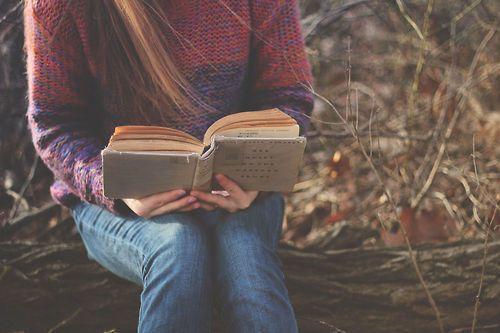 porque un buen libro siempre te ara llorar, reír, suspirar, enojar, gritar y todas la emociones posibles