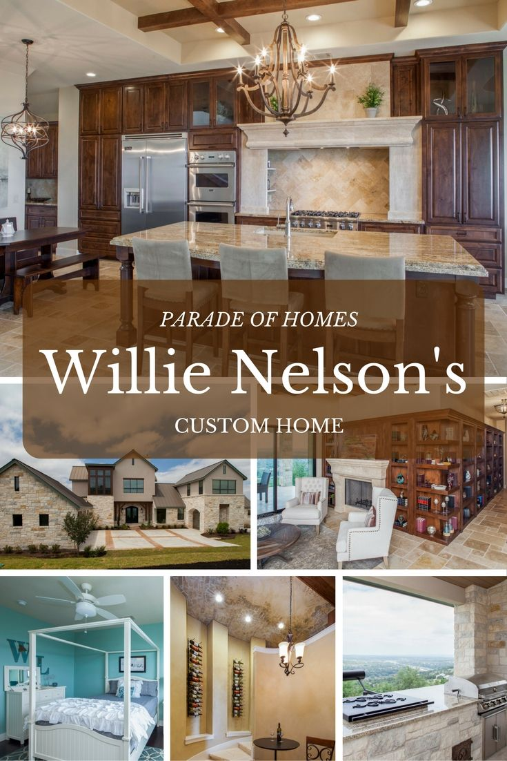 28 Best Parade Home In Willie Nelson S Tierra Vista