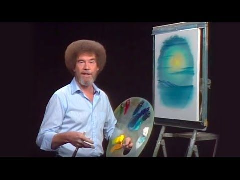 Bob Ross - Rowboat on the Beach (Season 24 Episode 10) - YouTube
