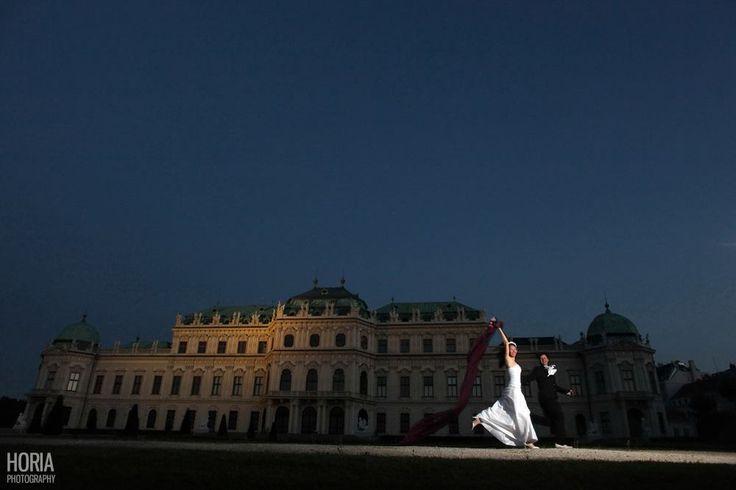 Belvedere in Wien, Wien