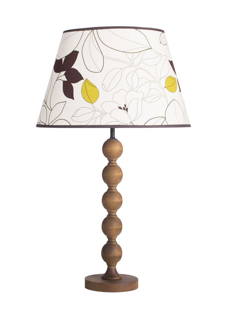 Lampe en bois Manosque