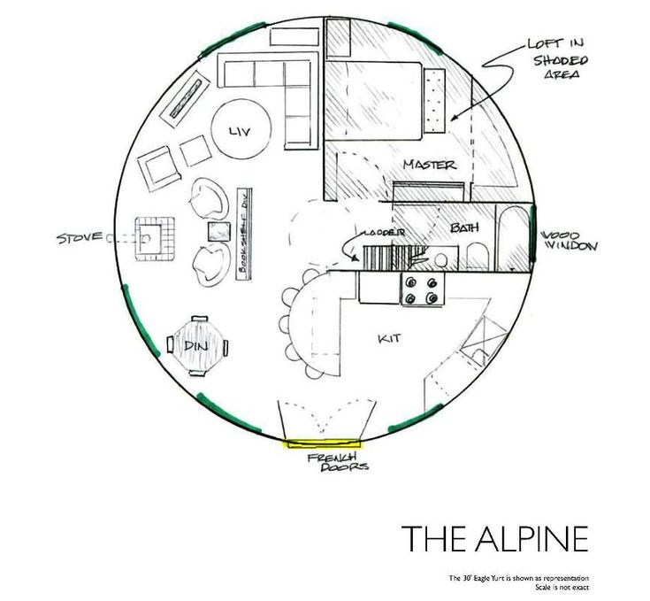 Yurt Floor Plans Yurt Living Pinterest Yurts Floor