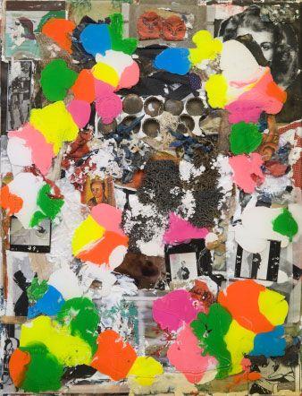 大竹伸朗 SHINRO OHTAKE 貼貼 (Shell  Occupy 3) 2008年9月13日-2008年10月25日