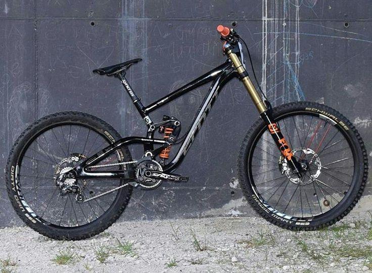 Scott Gambler! Awesome downhill bike!