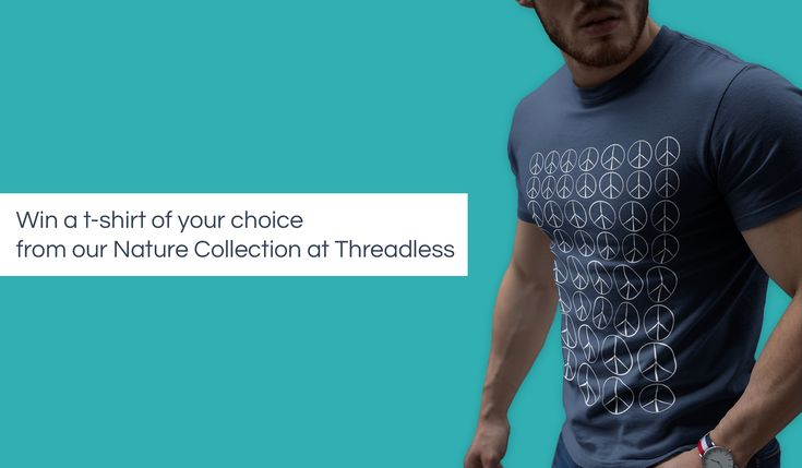 Win a t-shirt of your choice from our Nature Collection at Threadless. Wear your awareness by winning a beautiful t-shirt of your choice inspired by nature! Contest ends midnight of Feb 28, 2018. Two winners! #giveaway #threadless #tshirt #tshirtdesign #apparel #clothing #contest #nature #ecofashion #environment #climatechange #design