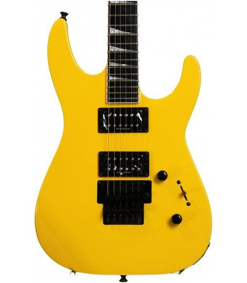 Taxi Cab Yellow Jackson Soloist SLX Solid Electric ... Jackson Soloist Wiring Diagram on jackson soloist body, gibson les paul wiring, jackson soloist blue, bass wiring, jackson soloist parts,