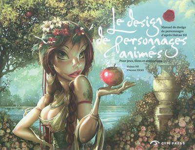 """306.48 SU - Le design de personnages animés / H. Su. """"L'ouvrage Le design de personnages animés est la synthèse de plus de vingt années d'expérience en matière de création artistique du célèbre graphiste numérique chinois Haitao Su. ."""""""