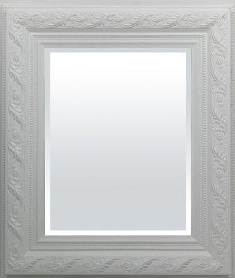 Fehér 70X60Cm tükör (4)
