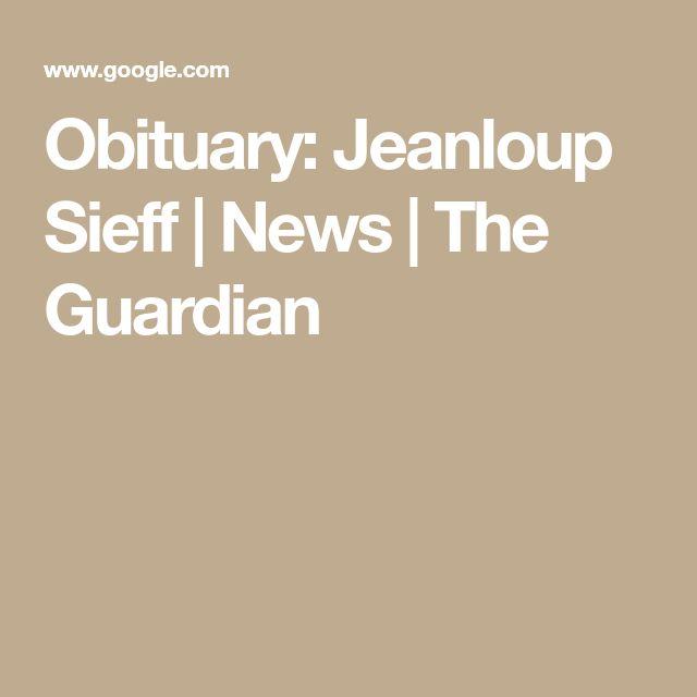 Obituary: Jeanloup Sieff   News   The Guardian