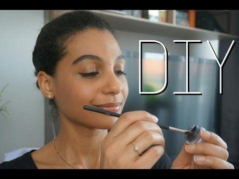 Un eyeliner fait maison? Oui oui c'est possible!!