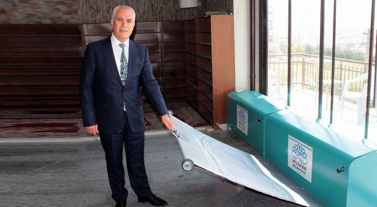 Türkiye'nin en teknolojik camiisi