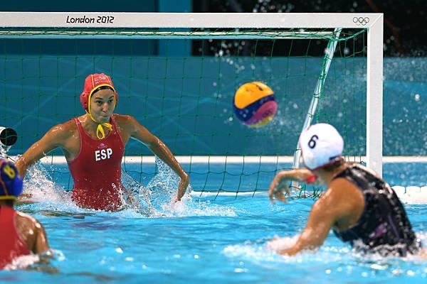 USA - Women's Water Polo - Steffens  team wins Gold