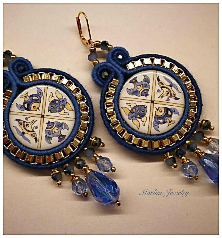 Favorito 251 best Orecchini Morline Jewelry images on Pinterest NM19