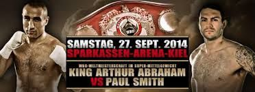 Check out Potshot Boxing's (PSB) Prediction for the upcoming WBO super middleweight championship fight between Arthur Abraham and Paul Smith. http://www.potshotboxing.com/arthur-abraham-vs-paul-smith-prediction/