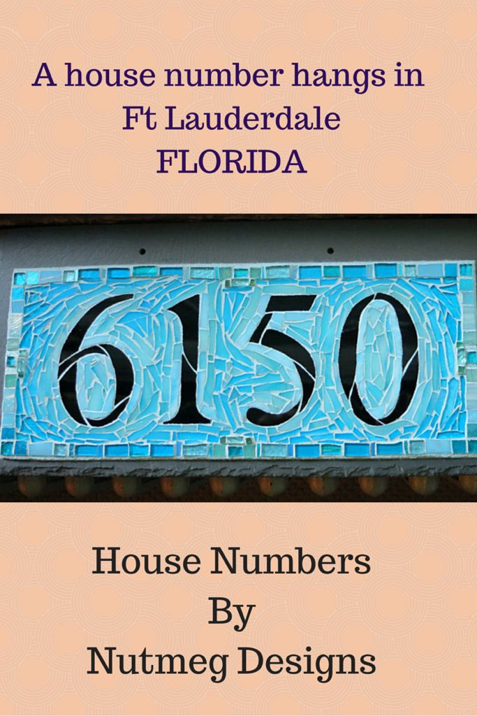 126 best house numbers by nutmeg designs images on for House number designs