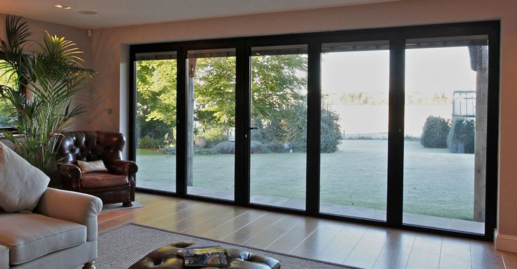 XP10 Bi-folding Door | Aluminium Bi-Folding Doors from Express Bi-Folding Doors www.expressbifolds.co.uk
