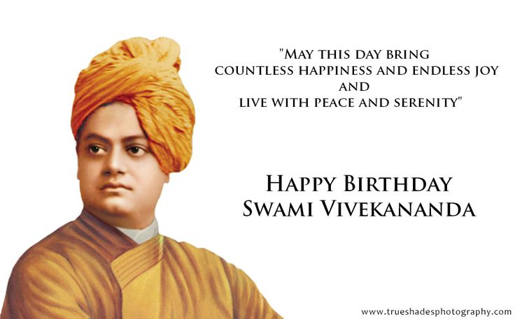 Salutations to the great Swami Vivekananda…. #happybirthday #birthdaywishes #nationalyouthday #inspiration #respect #salute #trueshadesphotography