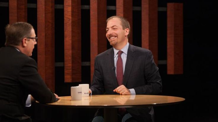 #Media #Oligarchs #Banks vs #union #occupy #BLM #SDF #Humanity   Chuck Todd - Journalist   http://www.klru.org/overheard/episode/chuck-todd/   In this episode of Overheard, Chuck Todd discusses President Trump, balanced media and the future of journalism.  Chuck Todd is the moderator of NBC's Meet The Press. He is also an on-air political analyst for Nightly News with Lester Holt and TODAY, and serves as MSNBC's go-to for all aspects of the network's political coverage. In 2005 and 2009…