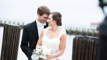 Mobile Wedding Mr. & Mrs. - Natalie Defnall Photography - Natalie Defnall Photography