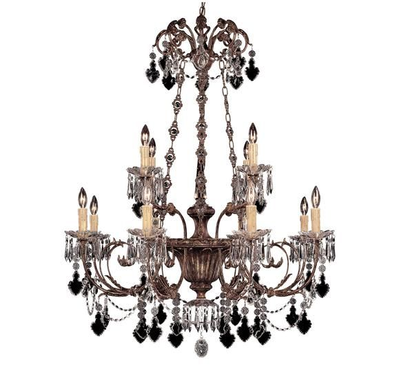 see details here:Savoy House Marie 9 Light Chandelier