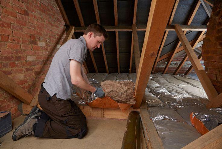 Dach dämmen wenn Boden nicht bewohnt wird