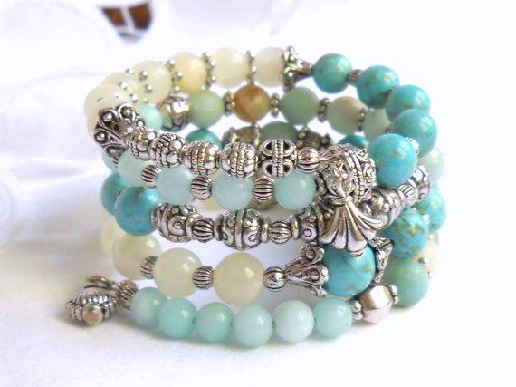 memory wire bracelet gypsy cuff bracelet boho bracelet gypsy style bracelet…