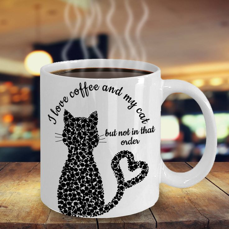 Cat Mug, Cat Mom Gift, Cat Mom Mug, Funny Cat Mug, Cat Coffee Mug, Cat Gift for Women, Cat Gift for Men, Cat Lover Mug, Cat Lover Gift, by PortunaghDesign on Etsy
