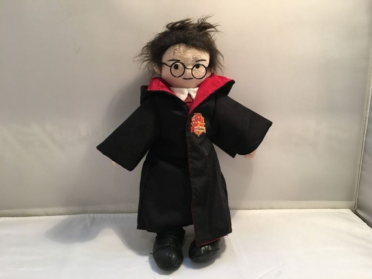 Harry Potter Gryffindor Plush Doll from Movie World - Gold Coast Australia (D15) in Toys, Hobbies, Character Toys   eBay!