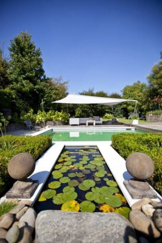 17 Natural Swimming Pools You Wish Were In Your Backyard -I want all of them.