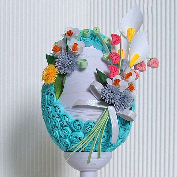 egg quilling
