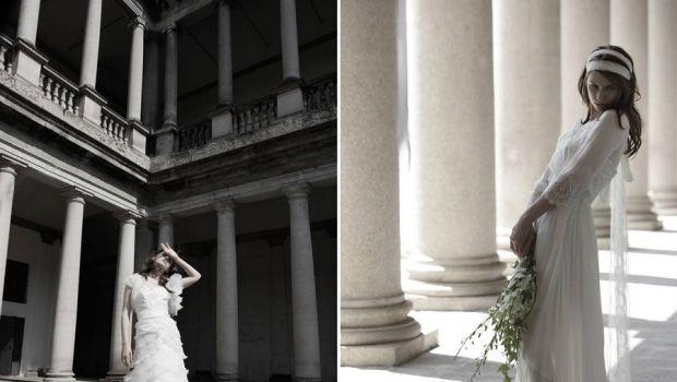 Gli abiti da sposa Alberta Ferretti Forever per la primavera estate 2014