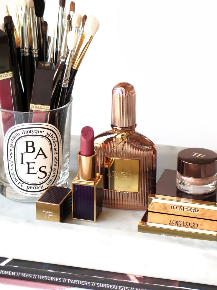 The Beauty Look Book: Tom Ford Beauty Velvet Orchid Lip Color and Orchid Soleil …