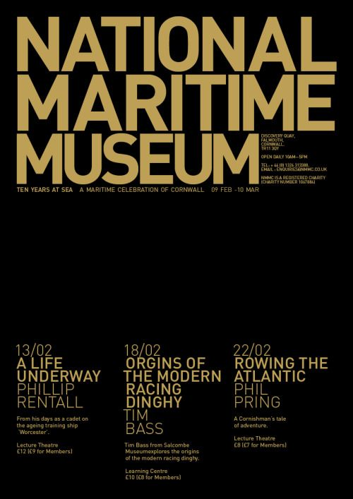 Will Moran. - National Maritime Museum Posters Uni brief to...